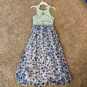 Speechless girls formal dress